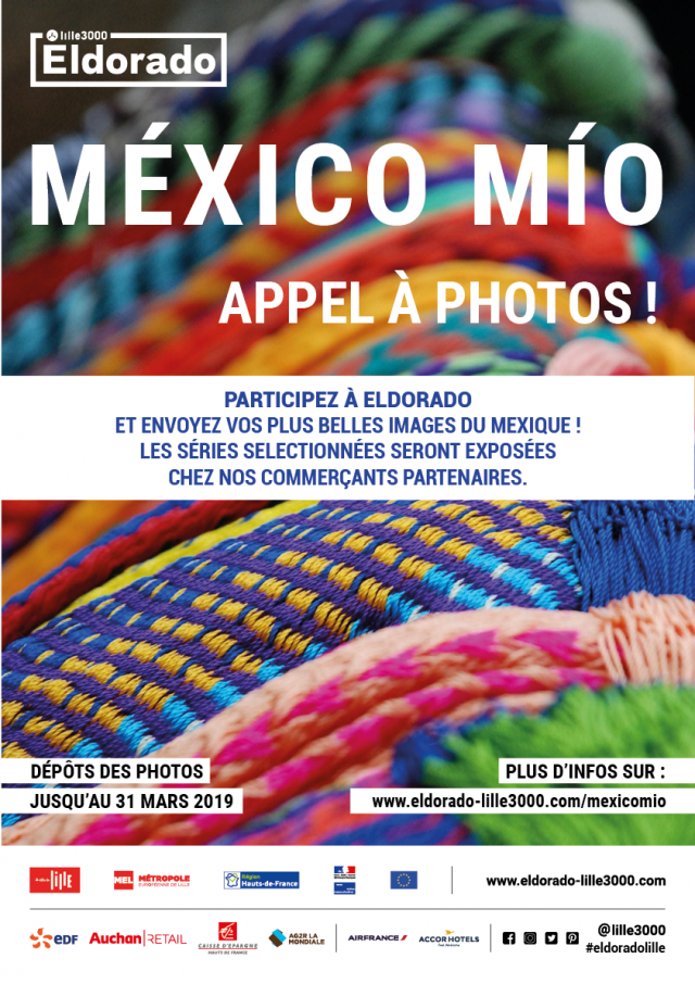 Mexico Mio - Appel à photos